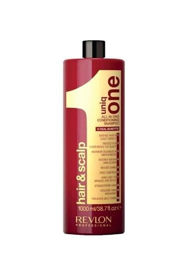 Revlon Revlon Uniq One Saç Bakım Şampuanı 1000 Ml Renksiz